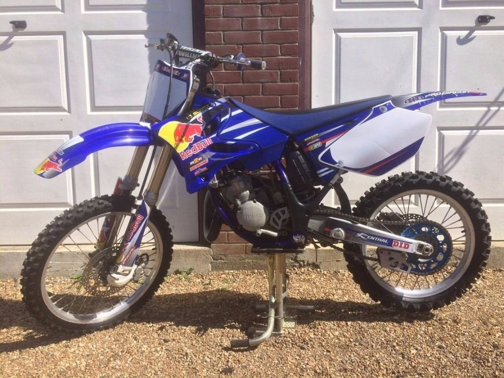 ** 2004 YAMAHA YZ125 VERY NICE EXAMPLE * READY TO RIDE * YZ 125 250 YZF RM KX CR KTM MOTOCROSS **