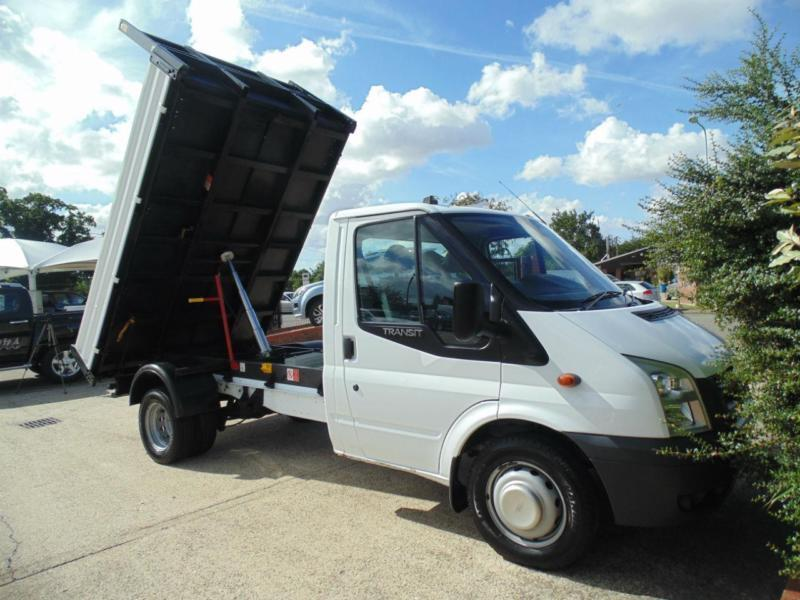 2011 Ford Transit Transit Tipper Downrated 140 T460M 2 door Tipper