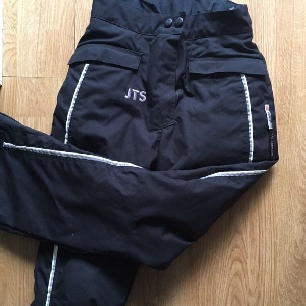 JTS Motorbike Trousers 8 10 short ladies protection