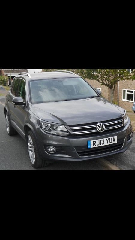 VW Tiguan for sale. Immaculate condition