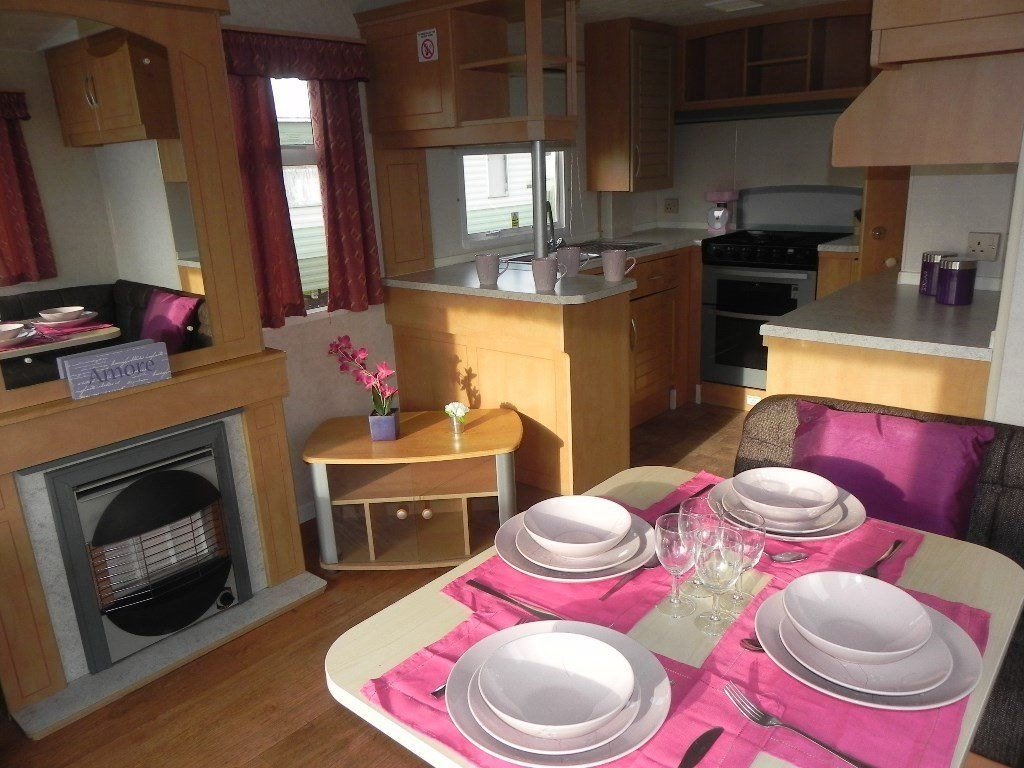 Private sale caravan at Heacham Beach Holiday Park, Quick sale needed.