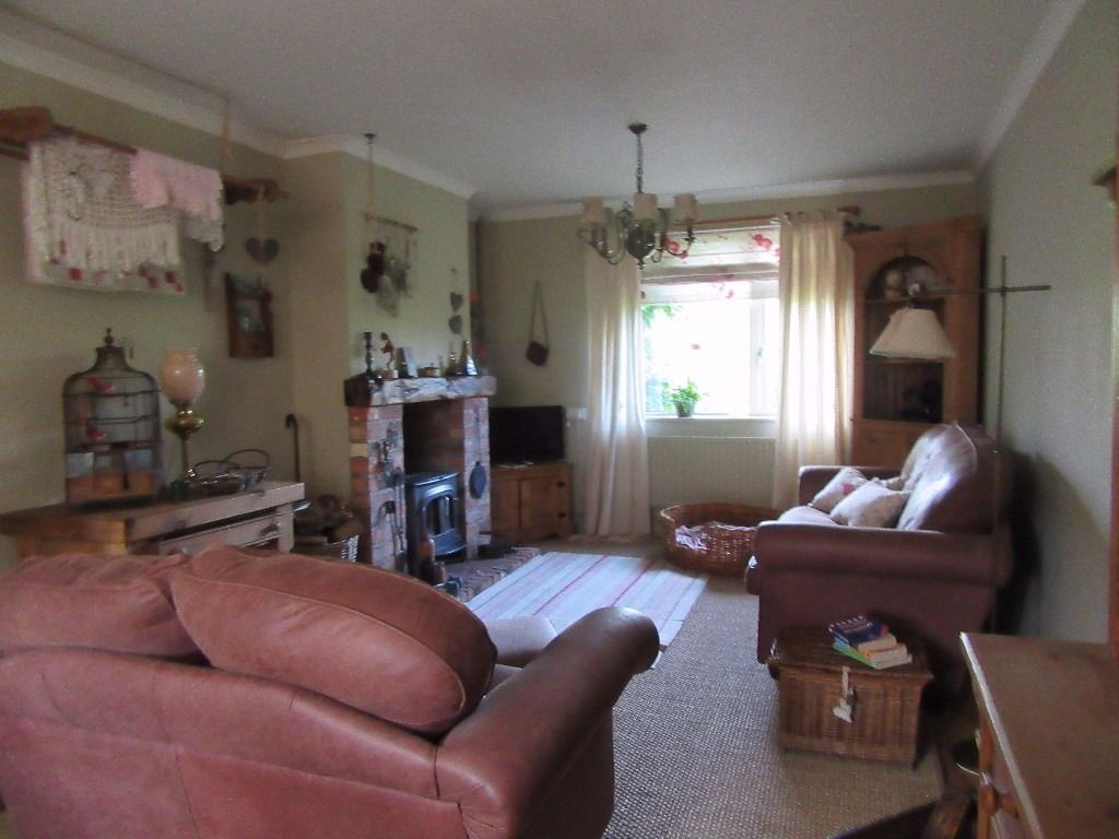 huge 3 bed semi rural cheshire.Council exchange for two bed Norfolk,loads done,won't find better