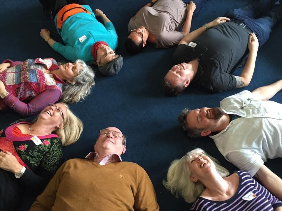 Falkirk Laughter Club - featuring Laughter Yoga, Meditation and Breath