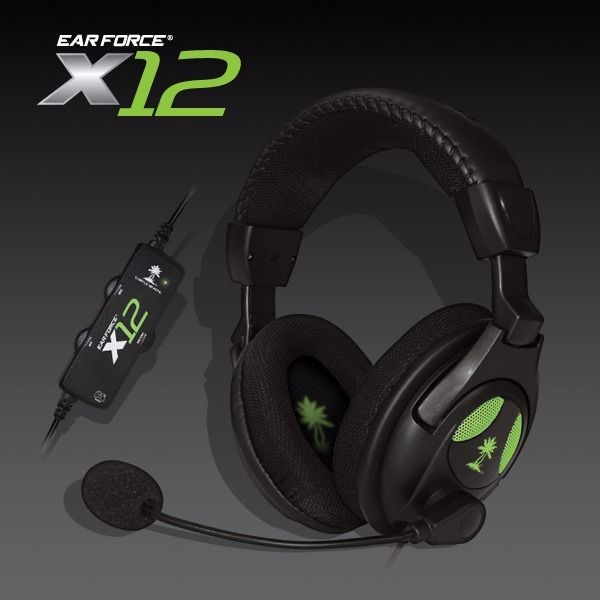 Looking for turtle beach x12 with audio adaptor!!