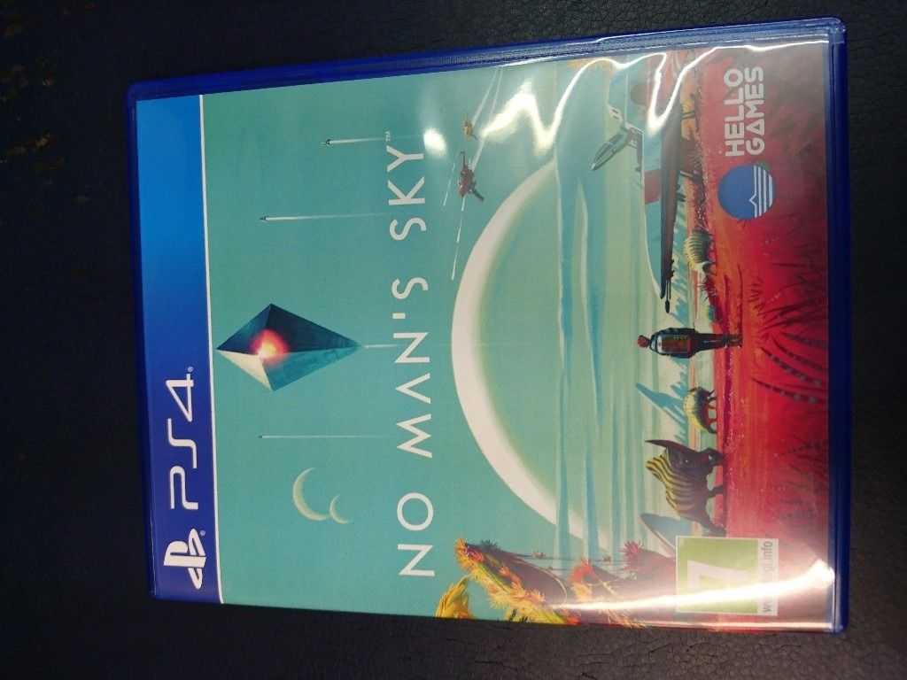Swap my No mans sky for ps2 games or psp go