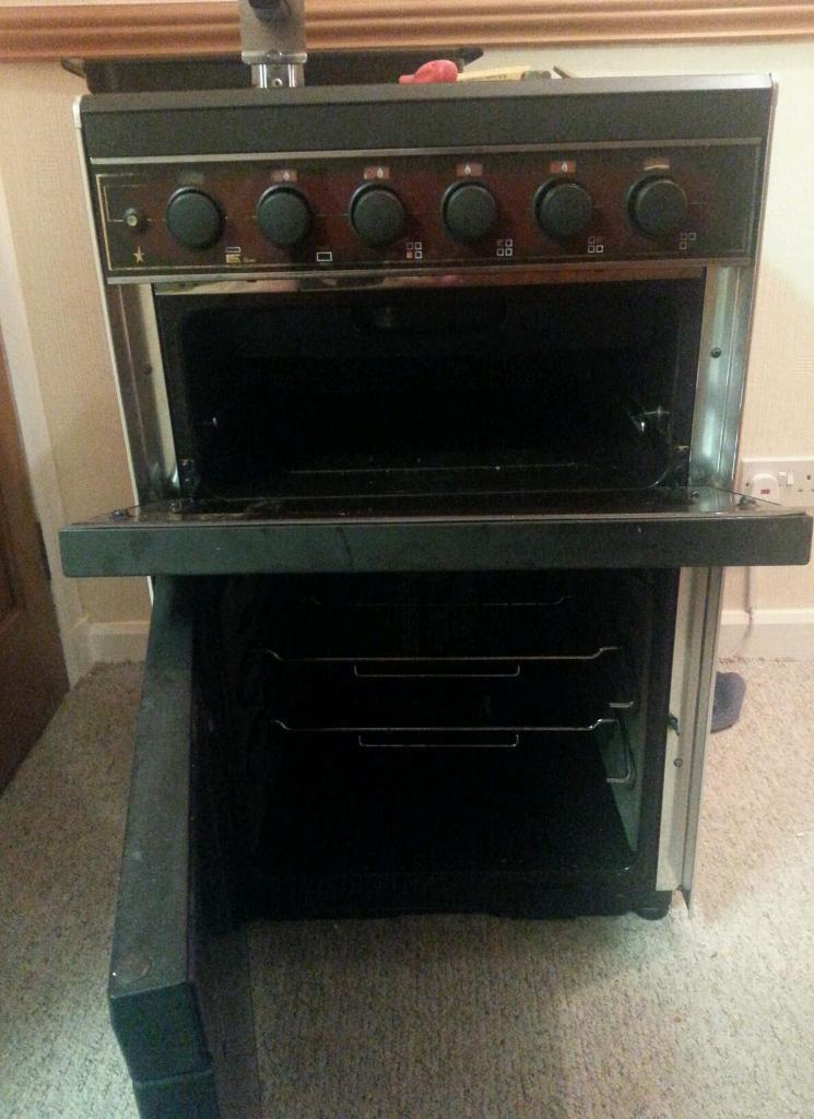 Freedom 55cm free standing gas cooker