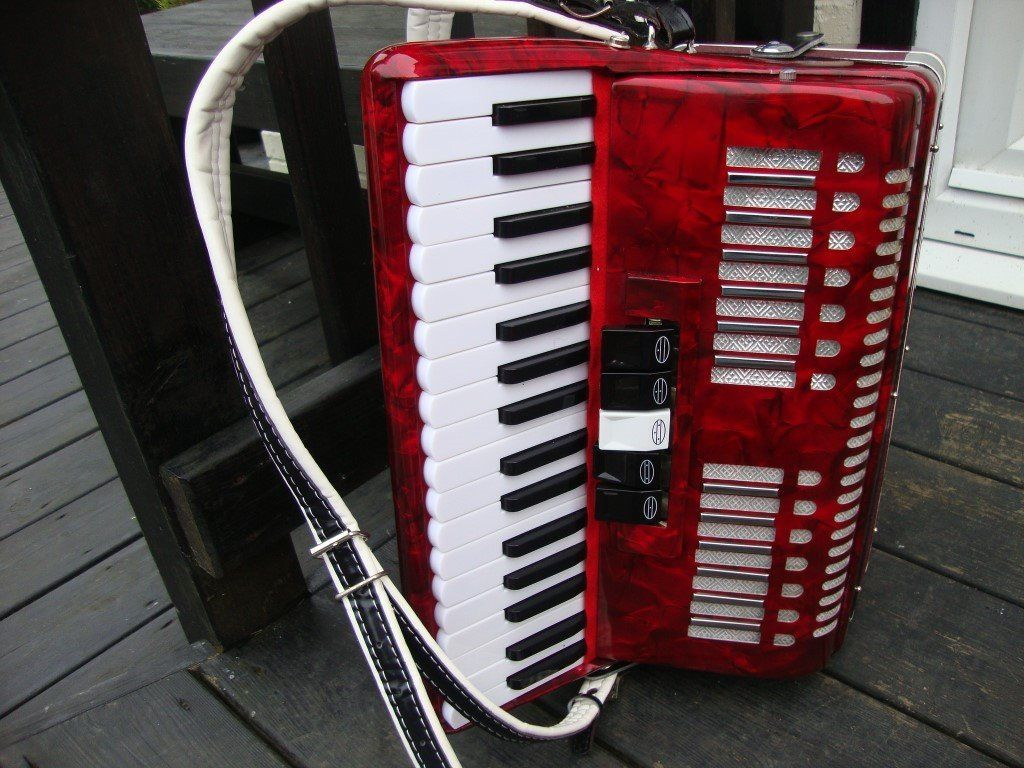 STEPHANELLI MID SIZE ACCORDION (FANTASTIC CONDITION)