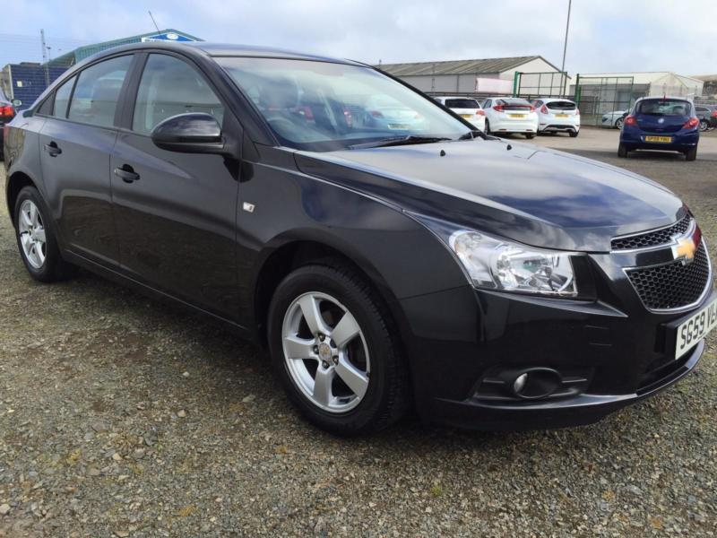 Chevrolet Cruze 1.6i ( 124ps ) 09 59 LS
