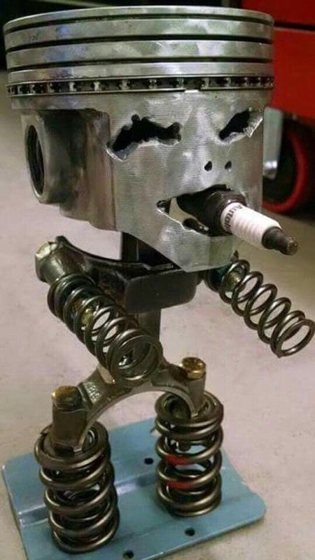 Scrap engine parts wanted