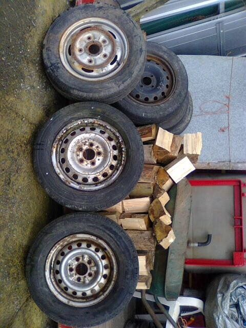 Ford Transit Wheels