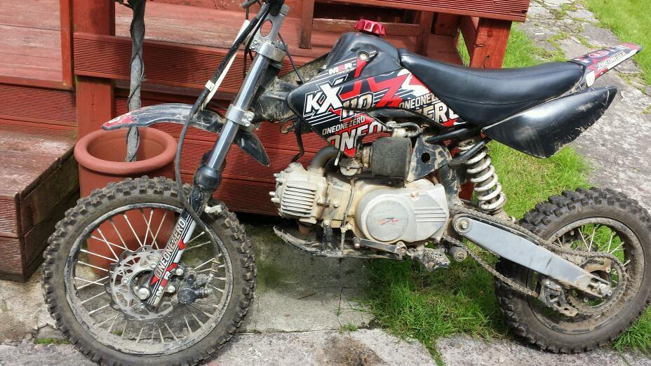 110 pitbike