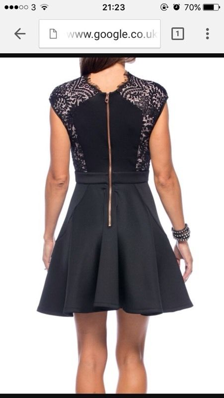 Ted Baker Vivace Dress size 3 (size 12) Brand new with tags open to offers
