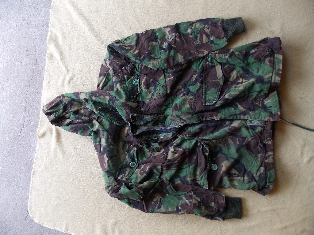 army (combo) clothing