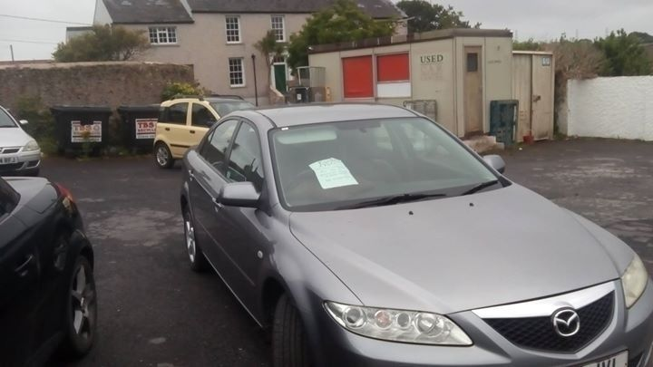 55 PLATE mazda 6 113000 miles m.o.t feb perfect runner great condition inside and out