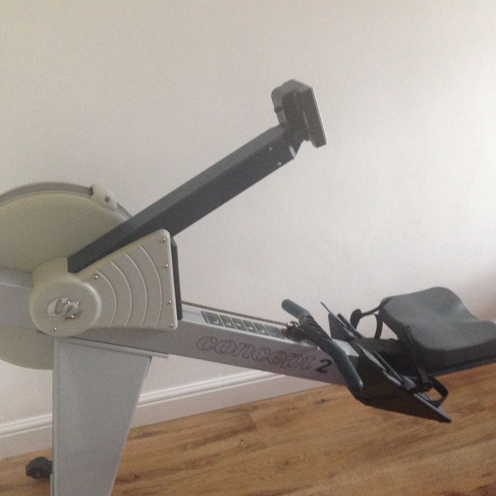Concept 2 Model PM4 indoor rower - one careful lady owner