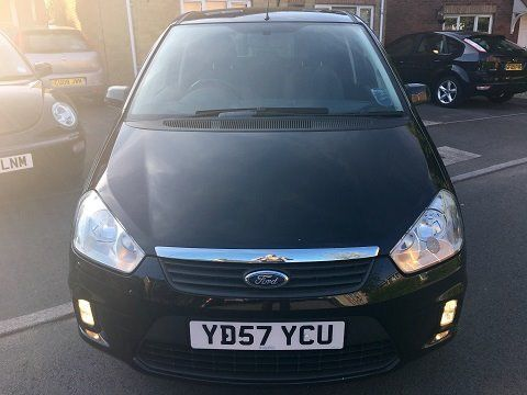 Ford Focus C-MAX Zetec 1.6 5dr - Long MOT & NEW Service - Great History - 1 Year Free Warranty