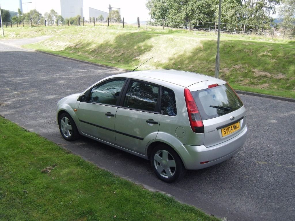2004 FORD FIESTA ZETEC 1.4 NEW MOT RELIABLE CHEAP RUNNER SOLID CAR EXC TYRES