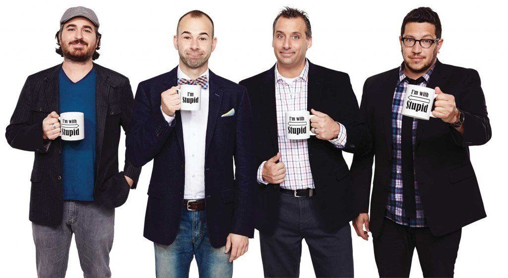 IMPRACTICAL JOKERS TICKETS X 2 SSE HYDRO GLASGOW WED 11TH JAN 17
