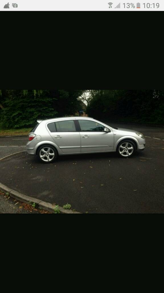 Vauxhall Astra sri *wanted*