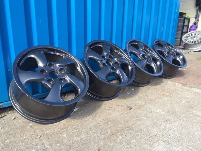 Powder Coating and Alloy Wheel refurbishment