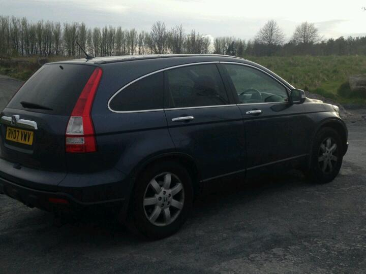 Honda crv 2006 motd nice big family car