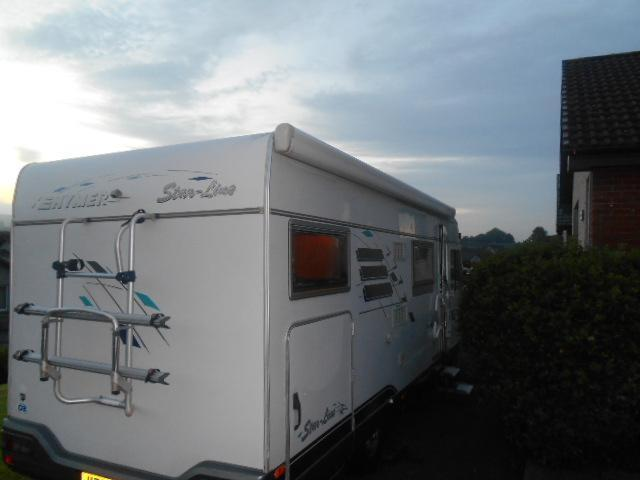 HYMER STARLINE AUTOMATIC
