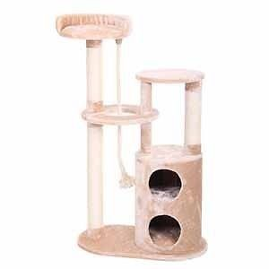 Cat Scratching Post/ Hideaway Tower