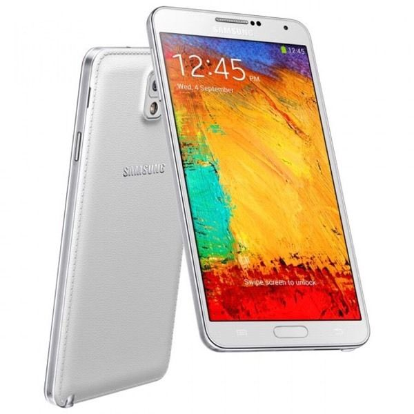 Galaxy Note 3 white unlocked very good condition