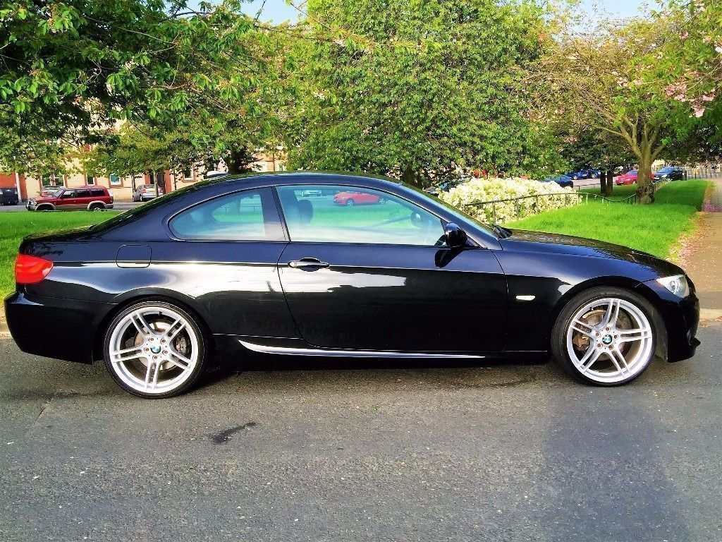 ?12 MONTHS WARRANTY? 2011 BMW 3 SERIES 320i M SPORT COUPE 2.0 ? FACE LIFT E92 ? FREE DELIVERY UK