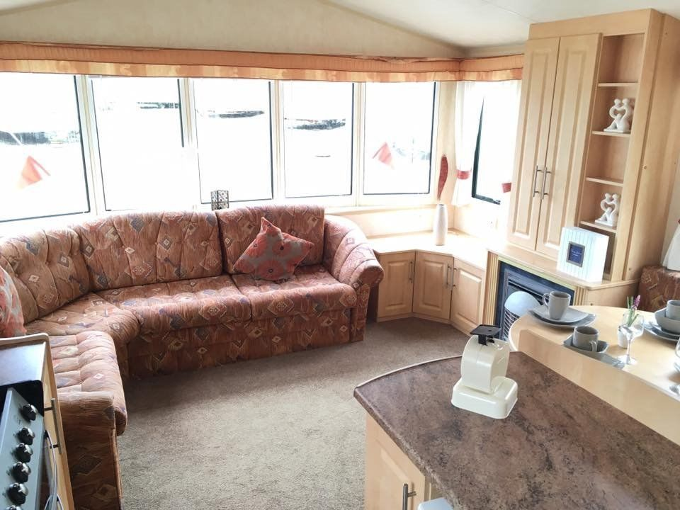 Stunning holiday home for sale in Saltcoats