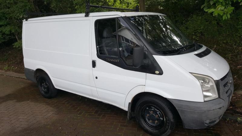 2006 06 NEW MODEL MK7 Ford Transit 2.2TDCi 85BHP 260SWB MOT 31/01/17 NO VAT