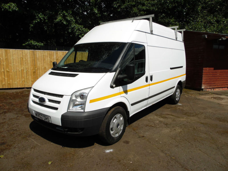 Ford Transit 2.2TDCi ( 125PS ) ( EU5 ) ( RWD ) 350M High Roof Van 350 MWB Trend