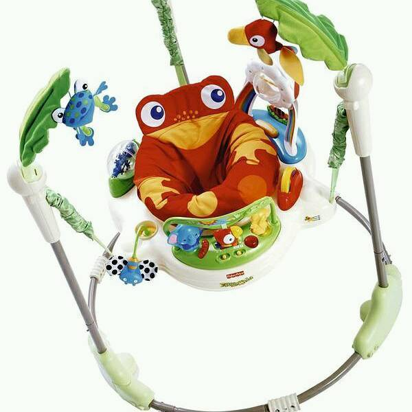 EXCON FISHER PRICE JUNGLE JUMPEROO