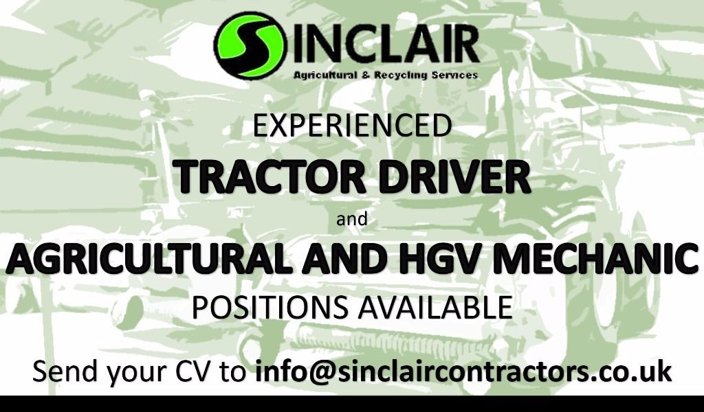 Agricultural & HGV Mechanic
