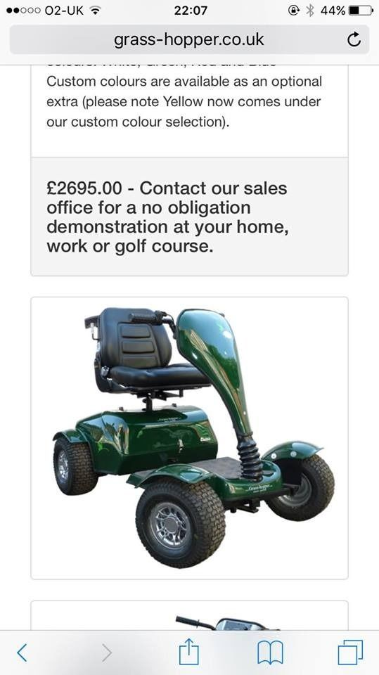 Cheap Golf buggy for sale!