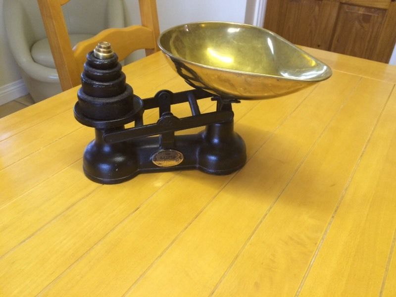 Salter Staffordshire Scales