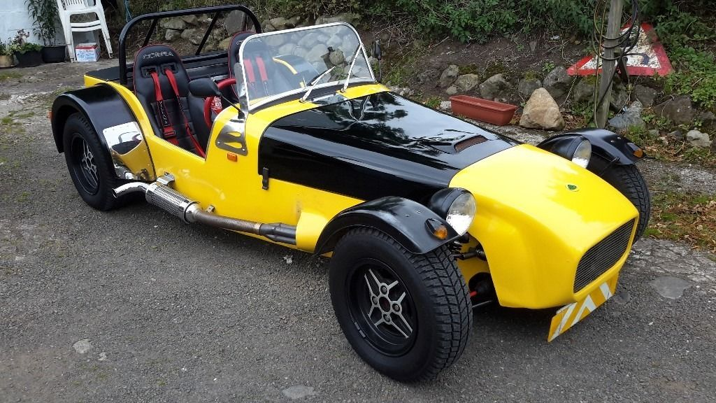 KIT CAR FOR SALE LOCOST 7 2006