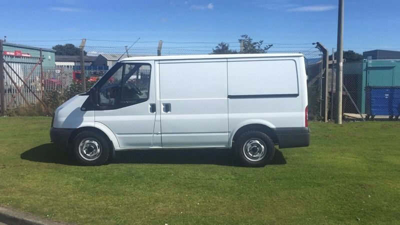 FORD TRANSIT T260## LOW MILES## IMMACULATE ##