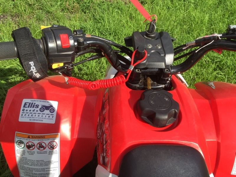 Polaris quad ( kids)