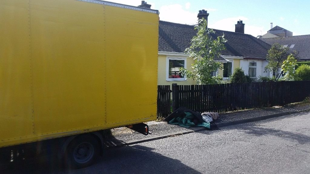 Man and van Cheap rates with d.milligan's removals