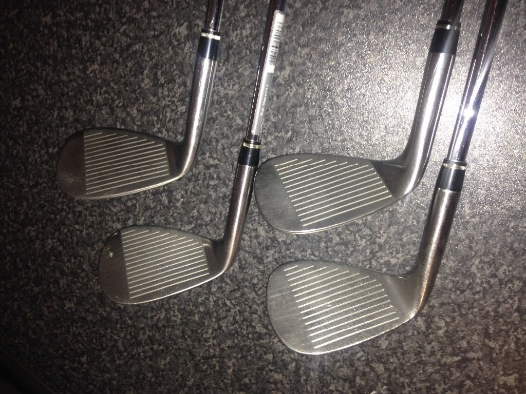 Wilson Staff TW9 48,52,54,56 Degree Wedge Set