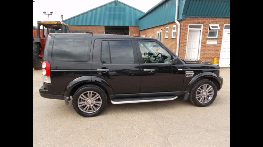 Land Rover Discovery 4 XS Black Special Edition