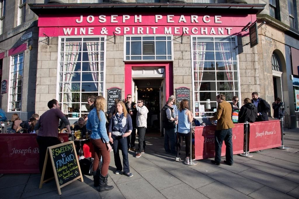 Chef de Partie for Joseph Pearce's