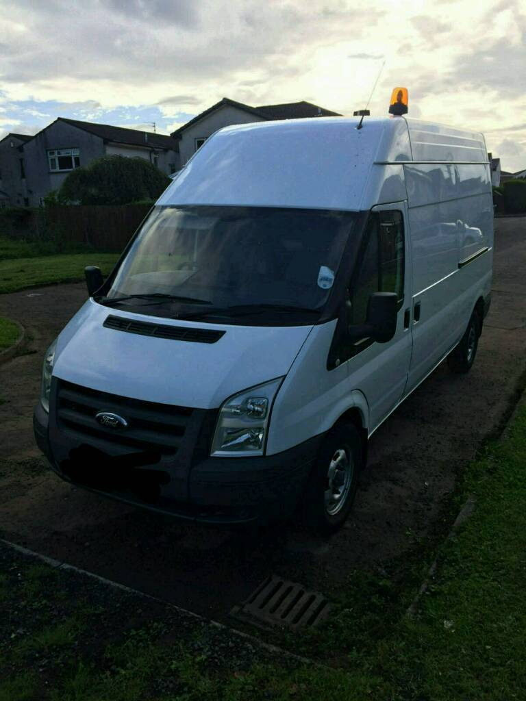 Ford Transit LWB high roof 115 350