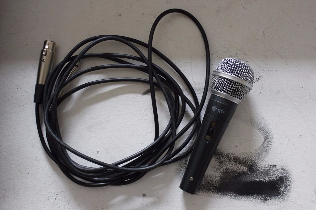 Microphone - QTX DM15
