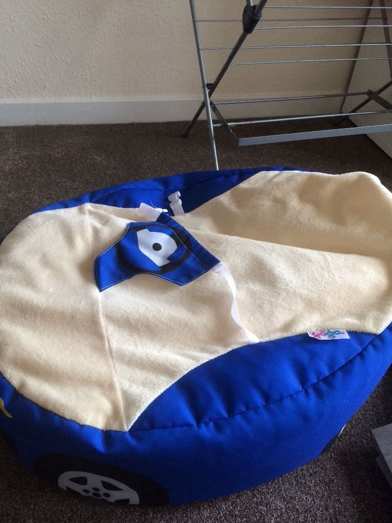 Baby bean bag fantastic condition