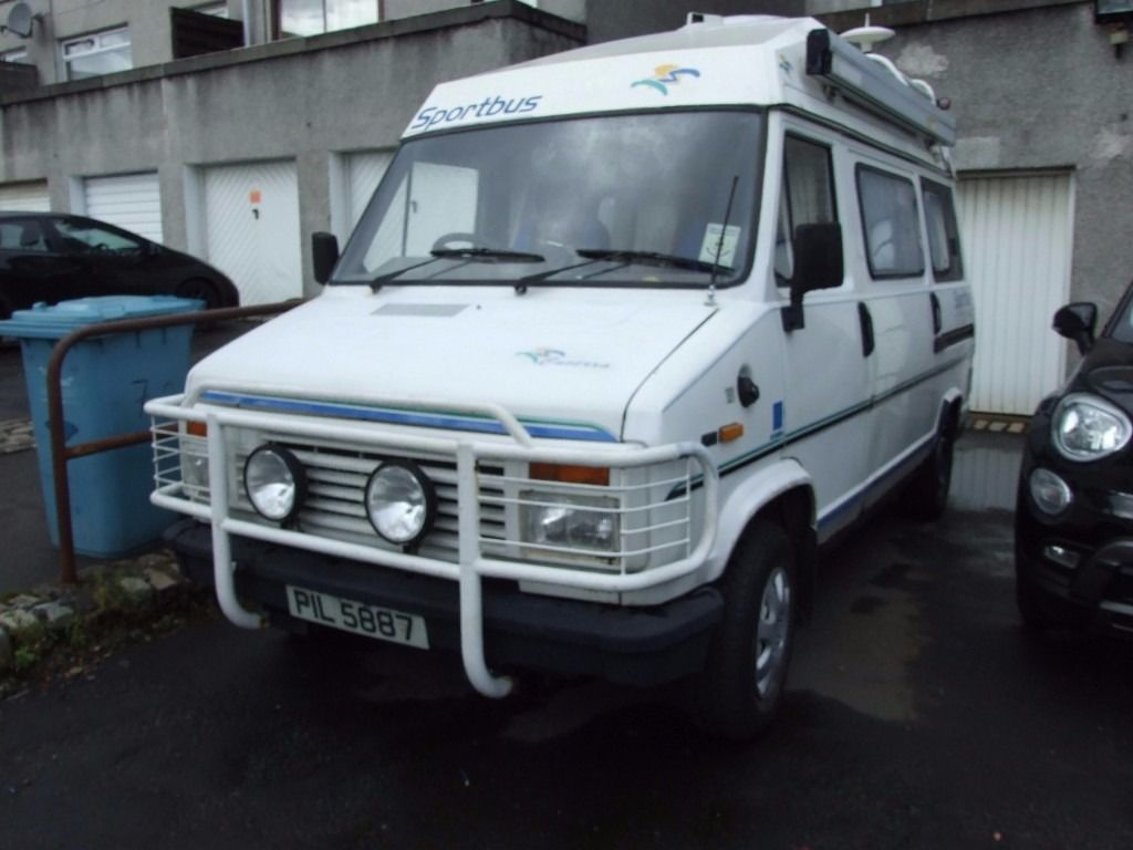 C25 Campervan for sale