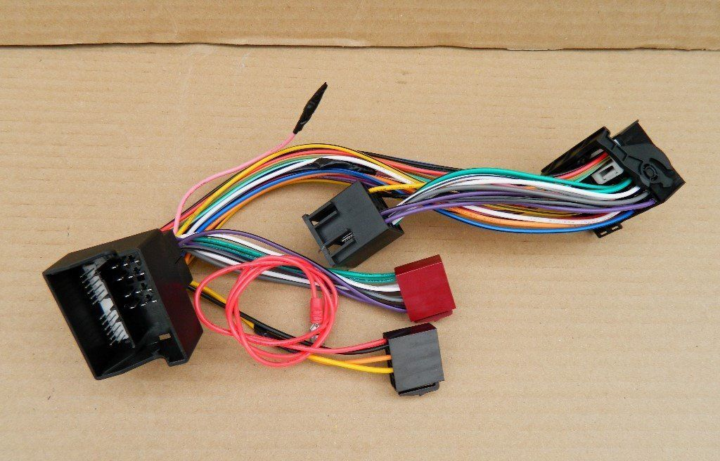 Parrot Hands Free Vauxhall Adaptor Wiring Leads