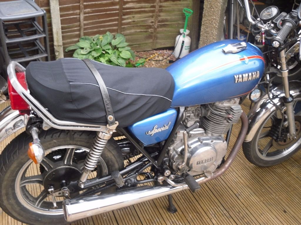 any 80s motorbike for a project