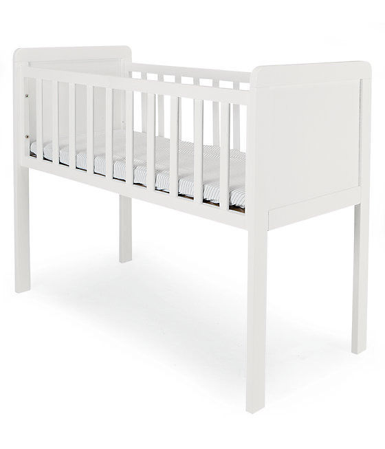 Mothercare Hyde crib and john lewis mattress